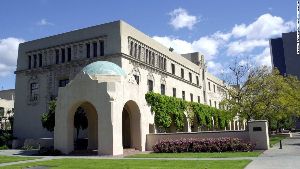California Institute of Technology (Caltech) - TOP University
