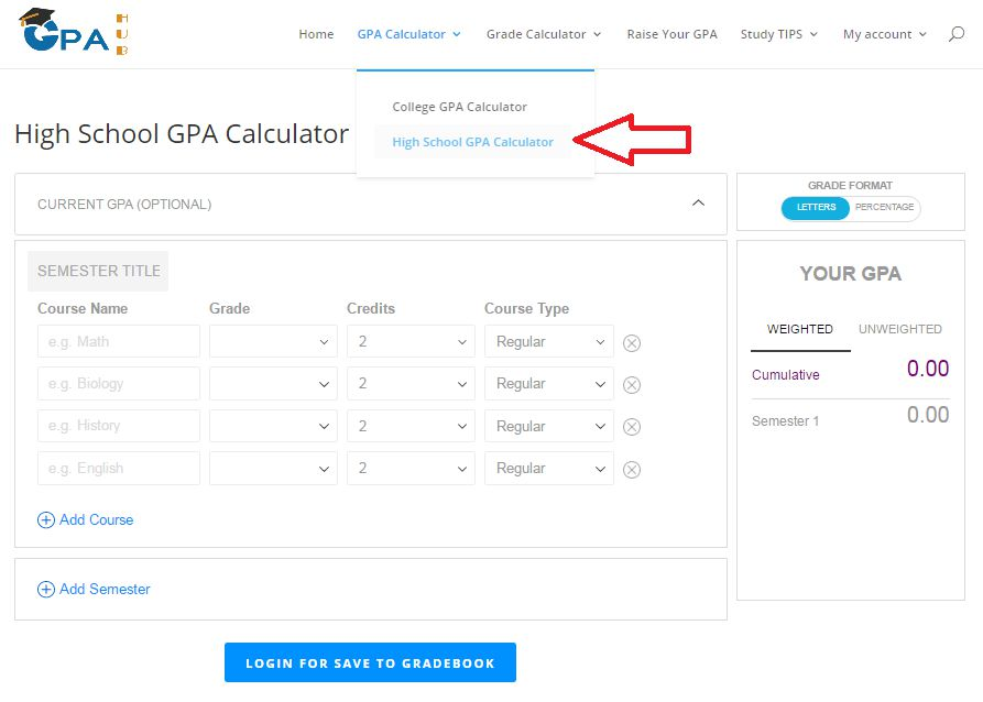 Want to know how to calculate GPA Learn how to calculate high school GPA and how to calculate college GPA in 5 quick steps
