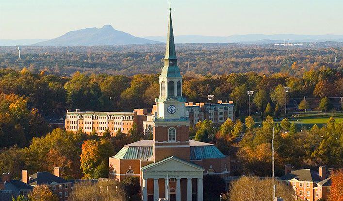 Wake Forest University (NC)