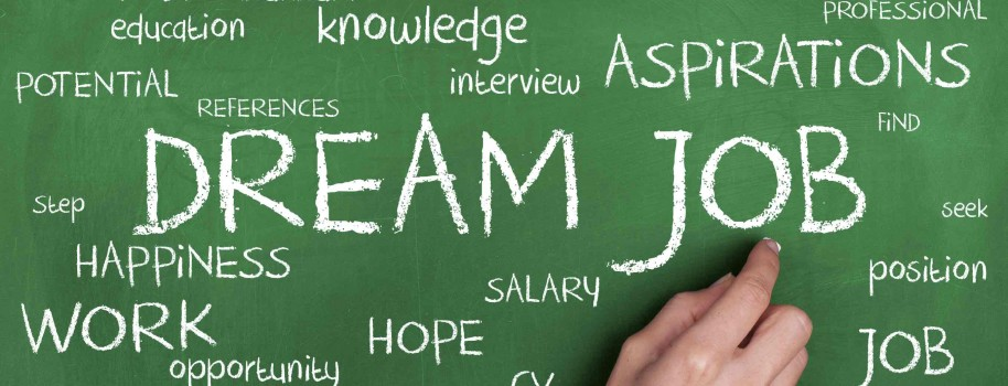 Prepare some skills for dream jobs