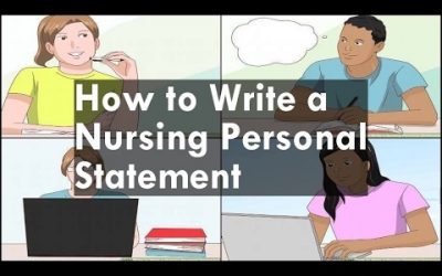 Top Tips for an Awesome Nursing Personal Statement